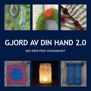 The book Gjord av din hand 2.0