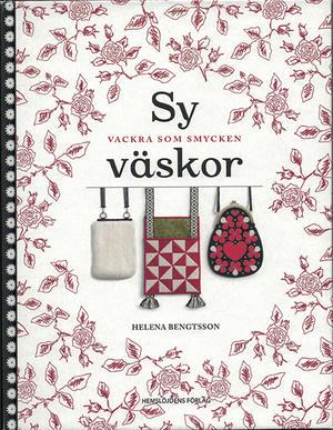 Boken Sy väskor - Vackra som smycken