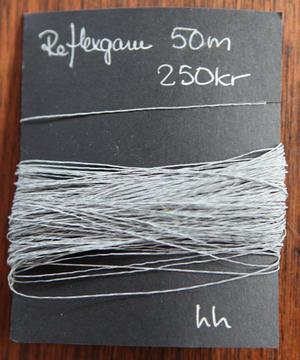 Reflective yarn 50meters