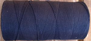 Warp yarn, black 1/2kg